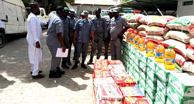 Customs Arrest Three Smugglers, Intercept Contrabands Worth N786m