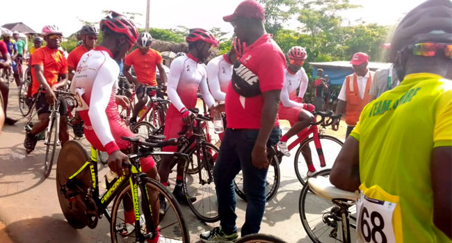 National Festival: Edo Dethrones Delta On Cycling Medals Table