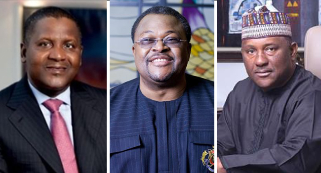 Billionaires List: Dangote Remains Africa's Richest, Adenuga And Rabiu In Top 6