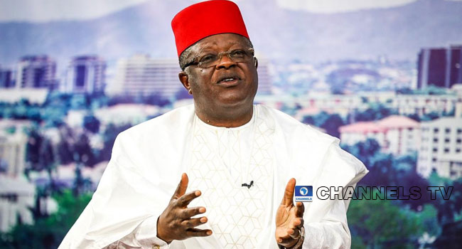 Ebube Agu Not After IPOB – Umahi