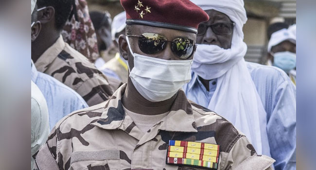 Deby's Son Named 'President Of The Republic' Of Chad