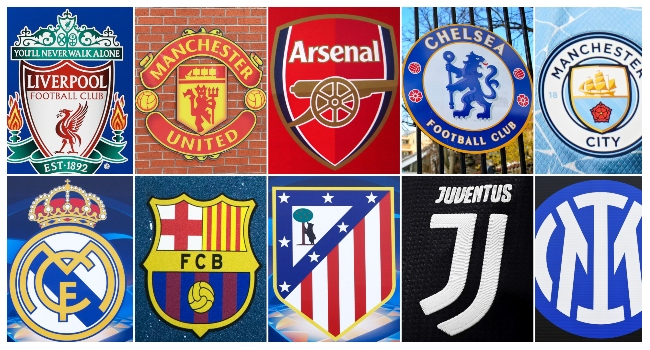 Juventus, Manchester United Shares Jump On Super League Plans
