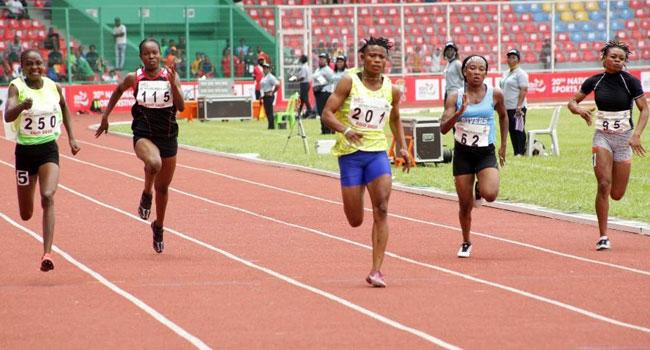 Sports Festival: Akwa Ibom's Okon-George, Nse To Clash For 400M Gold