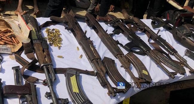 Gunmen Kill Two Mobile Policemen, Cart Away AK-47 Rifles