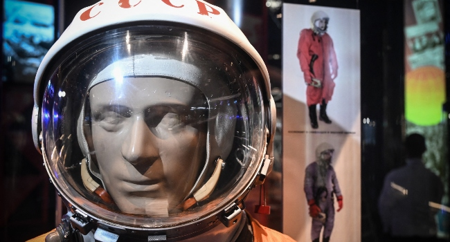 Russians Celebrate 60 Years Since Historic Gagarin Spaceflight