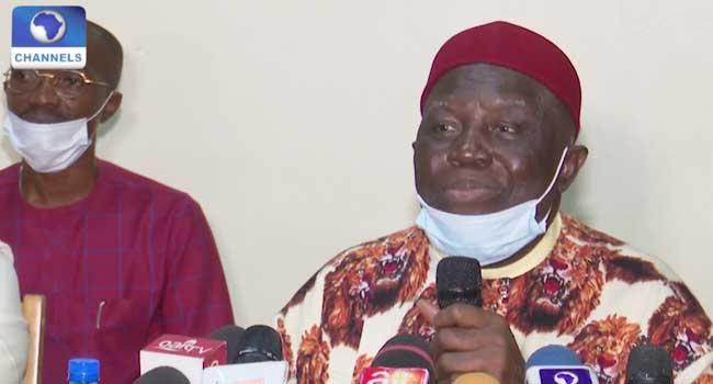 'People Want To Turn Igboland Into Terrorist Environment' – Ohanaeze Ndigbo Raises Alarm