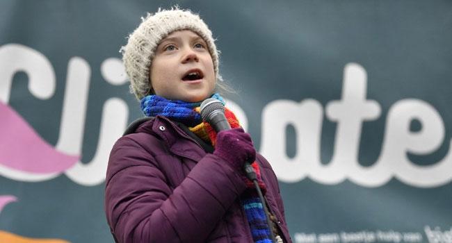 Greta Thunberg Slams 30 Years Of Climate 'Empty Words'