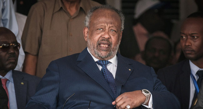 Djibouti's President Ismail Omar Guelleh is expected to extend his two-decade rule of the tiny Horn of Africa nation a