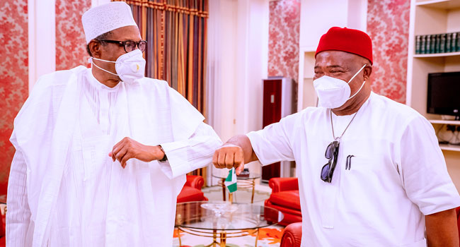 50 Suspects Arrested Over Imo Attacks, Says Uzodinma