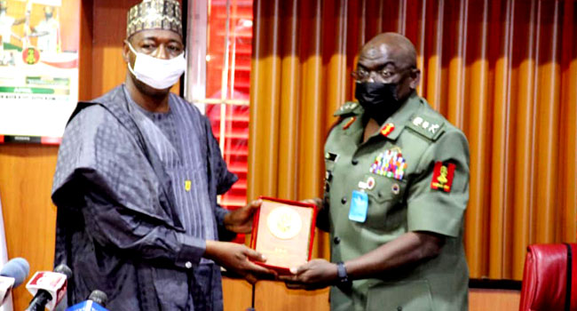 Facilitate Return Of Internally Displaced Persons To Their Ancestral Homes, Zulum Urges COAS
