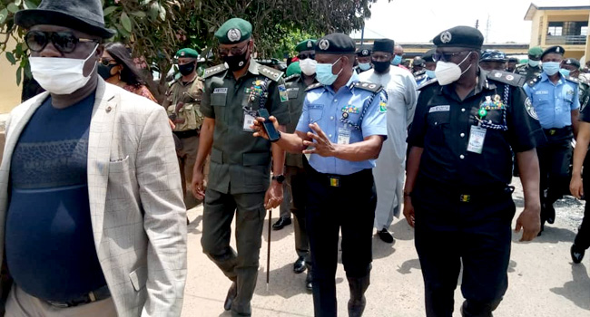 Imo Attack: Don't Hesitate To Defend Yourselves Using Firearms – IGP Tells  Officers – Channels Television