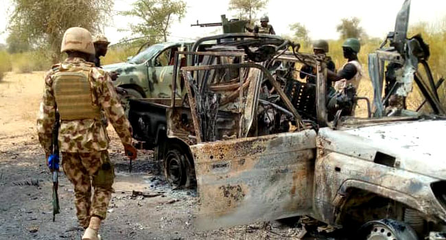 ISWAP Senior Commander, Several Others Killed In Attempted Revenge Mission – Channels Television