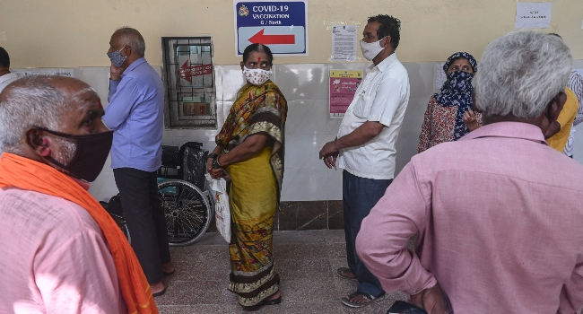 India Suffers Vaccine Shortages As COVID-19 Cases Spike
