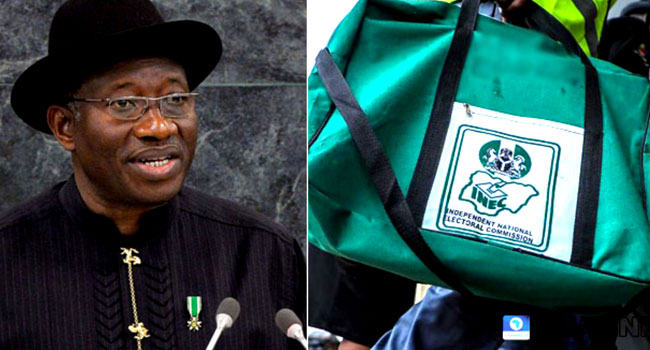 'Ballot Not Courts Should Decide Election Winners', Jonathan Pushes For Reforms