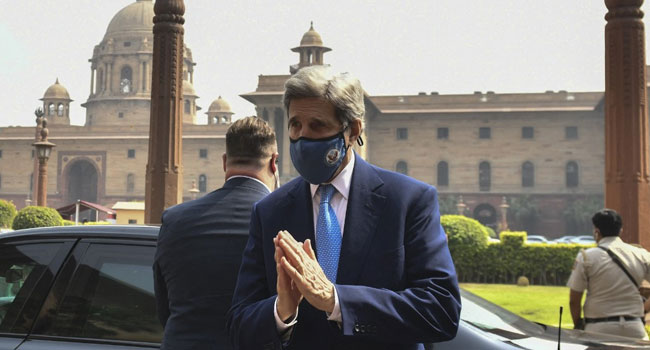 Kerry To Visit Shanghai For Climate Talks In First China Trip By Biden Official