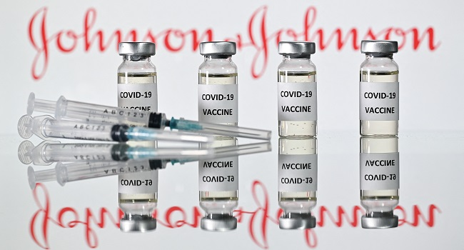 J&J COVID-19 Vaccine Manufacturing Halted At Plant That Ruined Doses