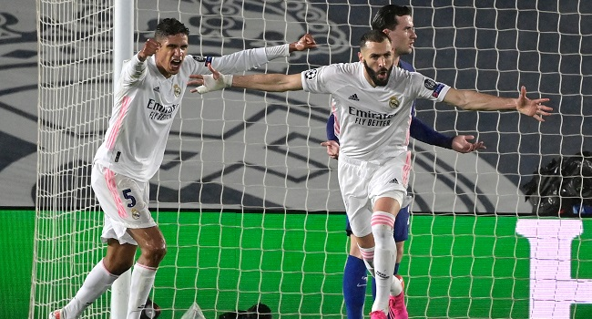 Benzema Embodies Survival Spirit After Leading Another Real Madrid Recovery
