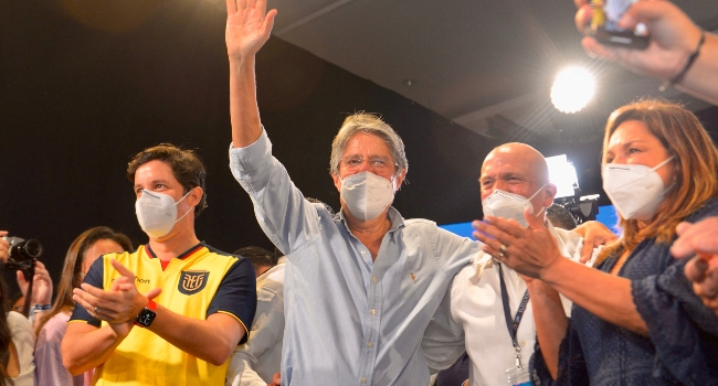 Guillermo Lasso Wins Ecuador Presidency As Arauz Concedes