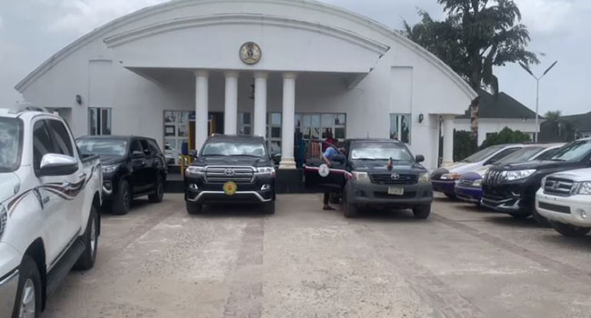 Imo Prison Attack: Gov Uzodinma Meets With Heads Of Security Agencies