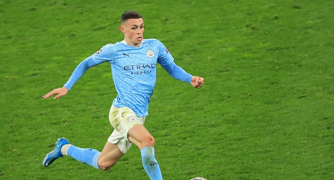 Manchester City Beat Dortmund To Reach Champions League Semi-Finals