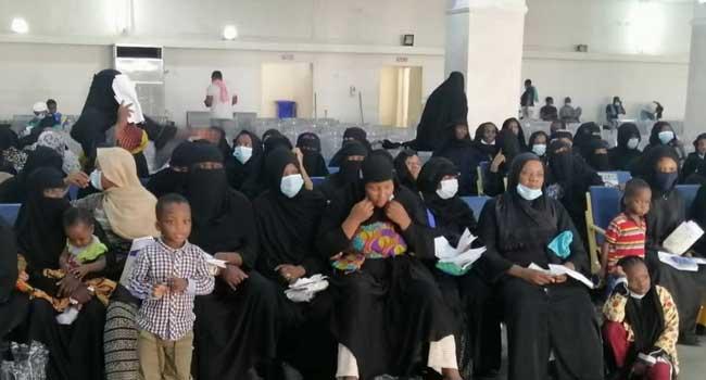 Nigerian Returnees From Saudi Arabia Allege Abandonment By FG