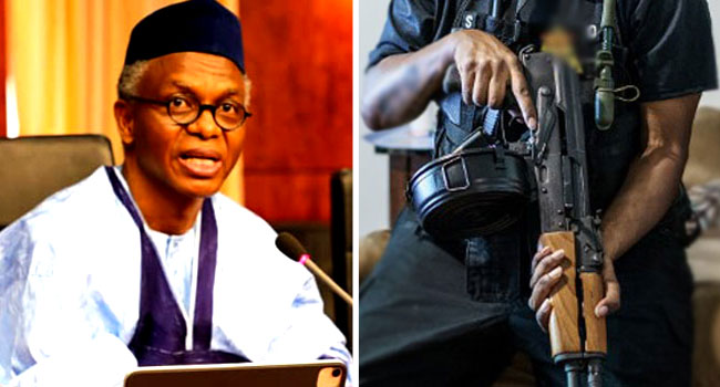 Abducted Students: El-Rufai Working Hard, Will Not Succumb To Blackmail – KSG