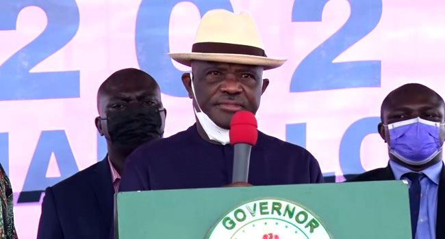 Wike Says Killers Of Security Agents In Rivers Have Been Arrested