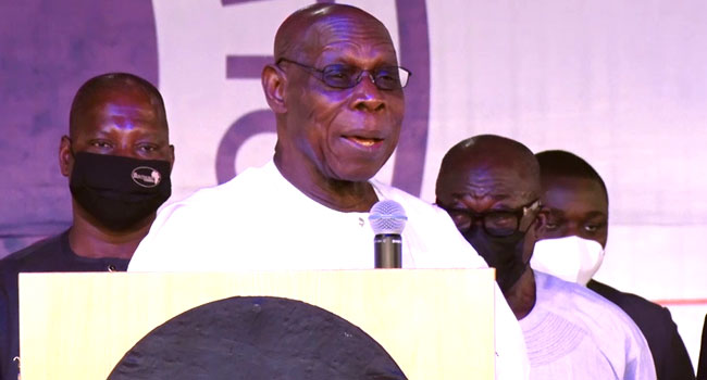 'I Am An Incurable Optimist,' Obasanjo Says Nigeria Will Overcome Its Challenges