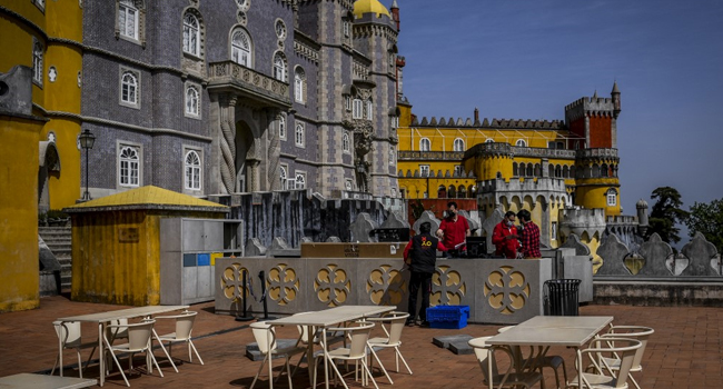Portugal Reopens Museums, Cafe Terraces And Schools