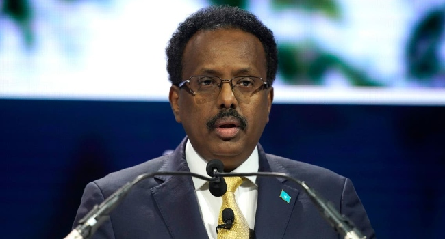 Somalia's President Mohamed Calls For Elections In Bid To Ease Tensions
