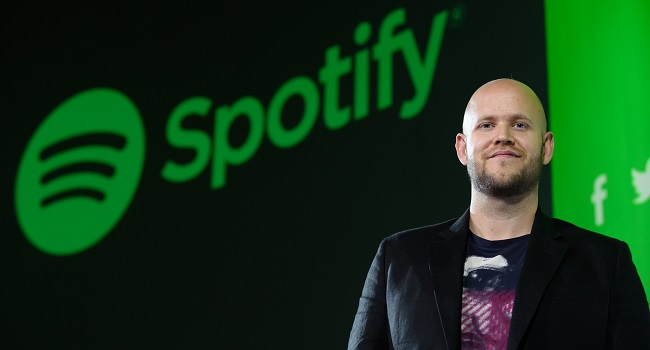 Spotify CEO 'Very Serious' About Arsenal Takeover Bid