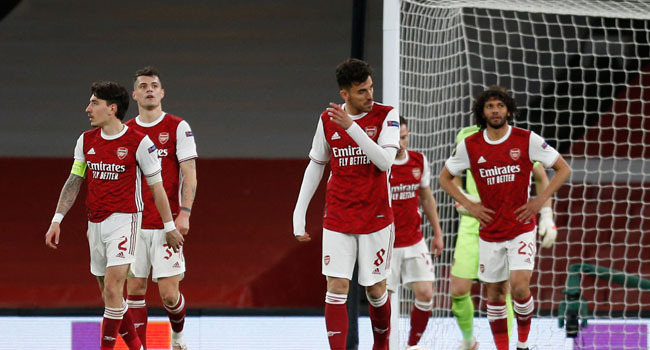 Arsenal 'Need Someone To Punch Them In The Face' – Martin Keown