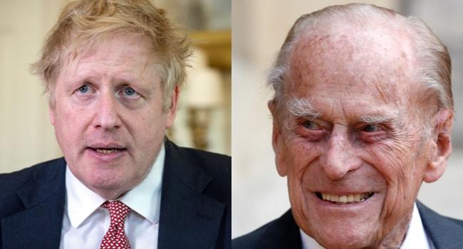 UK PM Boris Johnson Hails Prince Philip's 'Extraordinary Life'