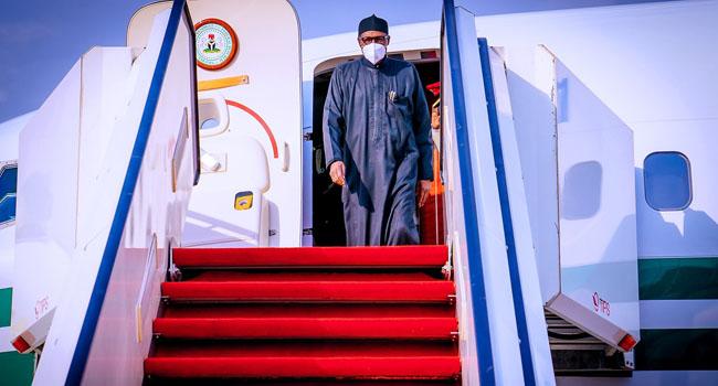 Expect Continuity, Buhari Tells Nigerians On Return From London
