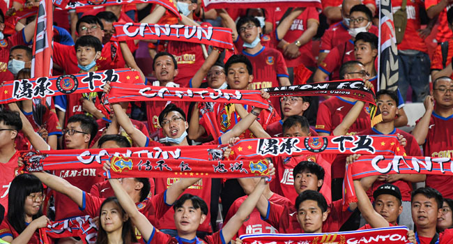'The Club Is Dead' – Footballers Unpaid And Angry As Chinese Teams Fold