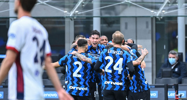 Inter Milan Pull Out Of US Trip After Arsenal Over COVID-19 Concerns