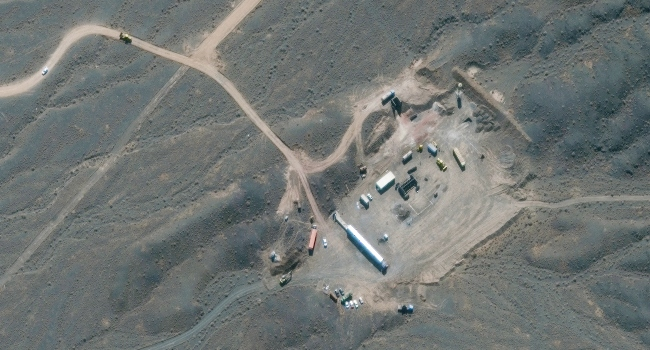 Iran Accuses Israel Of Attacking Natanz Nuclear Site, Vows Revenge