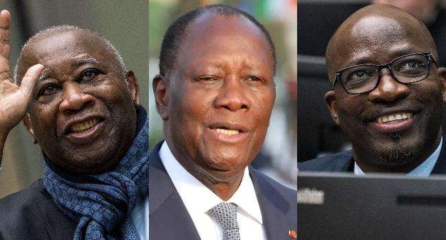 Gbagbo, Ble Goude 'Free To Return,' Says President Ouattara