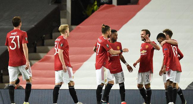 Man Utd Beat Granada, Cruise Into Europa League Semis – Channels Television