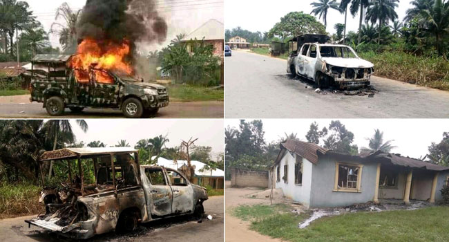 Joint Military Operation Restores Calm In Akwa Ibom