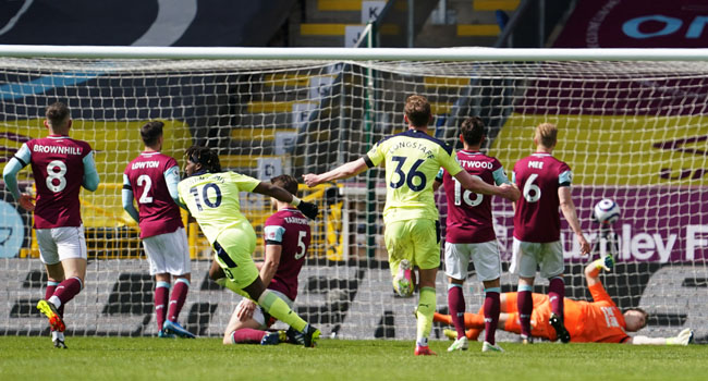 Newcastle took a big step towards securing their Premier League survival with a vital 2-1 win at Burnley