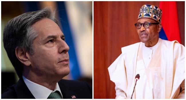 US Secretary Of State Blinken To Meet With Buhari Over Security, Economy