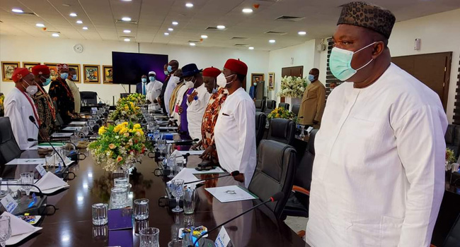 Insecurity: South East Governors Meet In Enugu