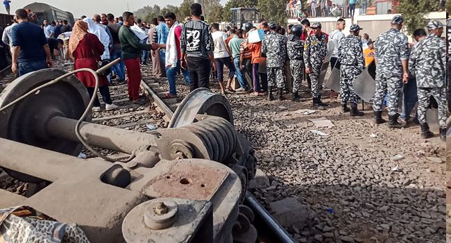 Nearly 100 Injured In Egypt Train Accident – Health Ministry