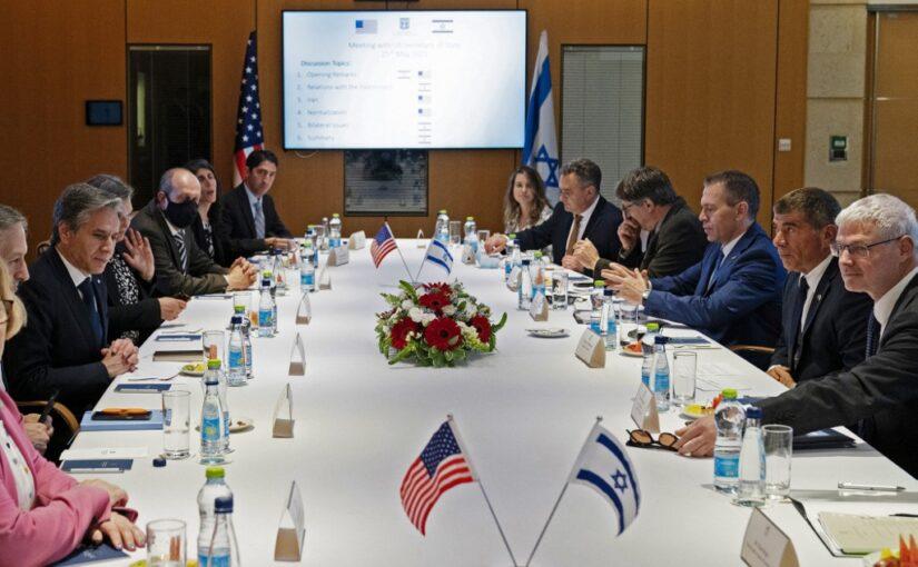 Israel, Egypt Hold Talks Toward Gaza 'Permanent Ceasefire'