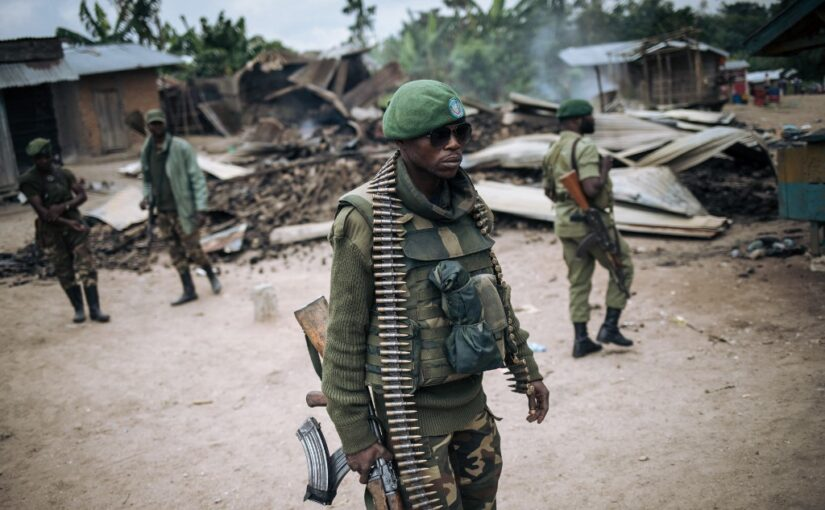 16 Civilians Killed In Suspected Militia Attack In DR Congo