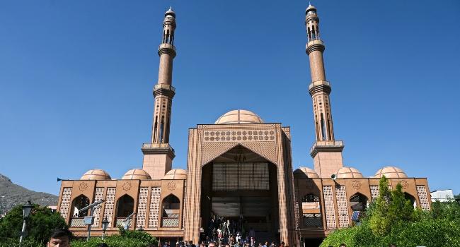 12 Killed In Mosque Blast Near Afghan Capital,