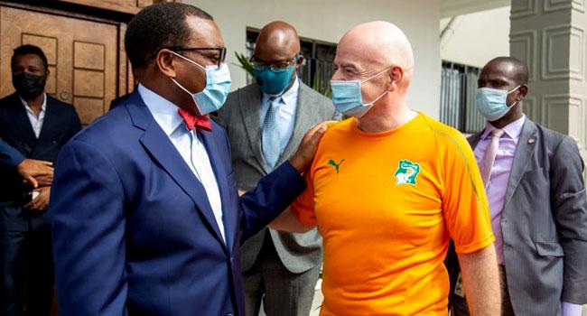 CAF Intensifies Effort For $1bn Lifeline To Revamp Football Infrastructure In Africa