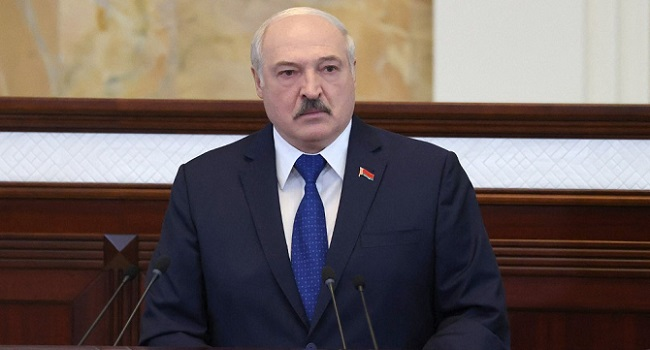 UK Joins US, EU, Canada In Fresh Sanctions On Belarus