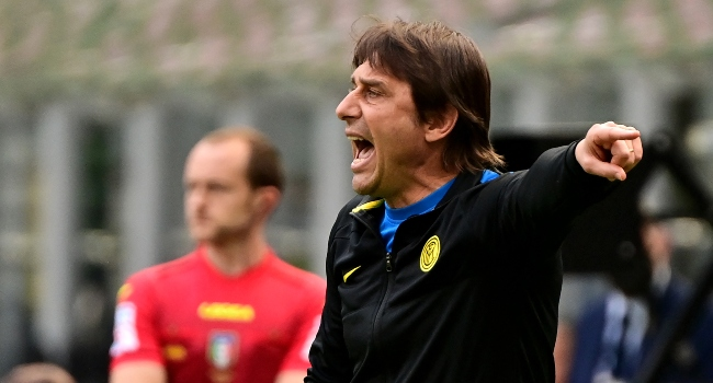 Title-Winning Conte Says 'Ciao' As Inter Milan Dream Ends In Cash Row